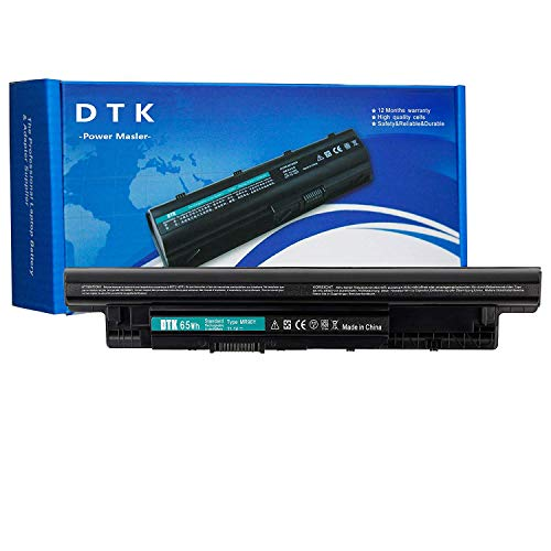 DTK Xcmrd MR90Y Laptop Batterie Li-ion Akku für Dell Inspiron 14 3421 / 14r 5421 / 14r-(3437 5437 N3421 N5421) Notebook (11.1v 5800mah)