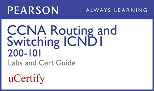 CCNA R&s Icnd2 200-101 Official Cert Guide Academic Edition and Network Simulator Bundle por Wendell Odom