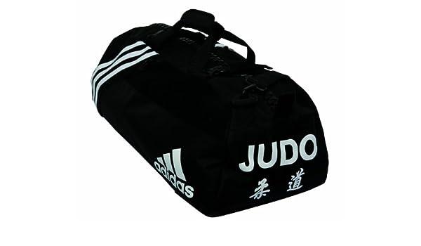 X De Noirblanc 27 Amazon 55 Adidas Unisexe Adiacc050 Sac 29 Judo qW0TE