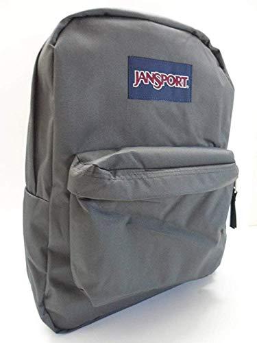 JanSport Superbreak Rucksack Unisex, grau (Forge Grey)