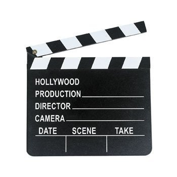 Directors Clapboard by Fun Express