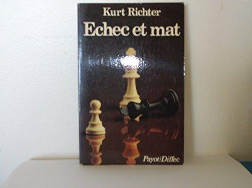 Echec et mat par Kurt Richter