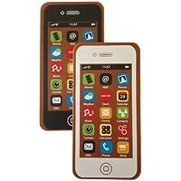 Smartphone de chocolate - Blanco - 40 g