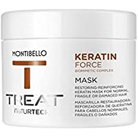 MONTIBELLO KERATIN FORCE MASCARILLA CON KERATINA 200ML