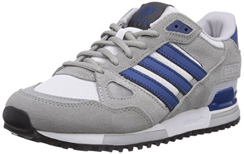 Adidas Originals Zx 750, Sneakers Basses Adulte Mixte Gris (mgh Solid Grey/dark Marine/lgh Solid Grey)