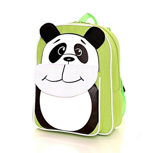 unde Kinderrucksack (Grün Panda) ()