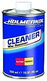 Holmenkol Cleaner Wax Remover 500ml,  detergente speciale per la rimozione di grasso, olio, resina e cera
