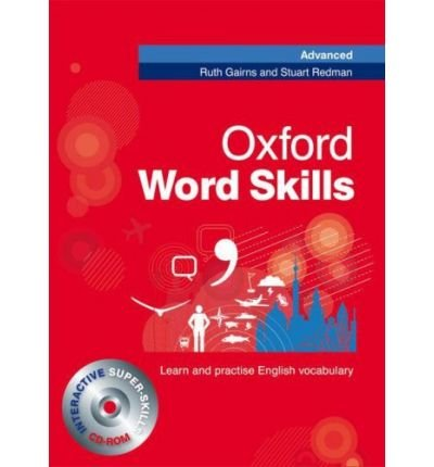 Oxford Word Skills Advanced: Student's Pack (Book and CD-ROM) (Mixed media product) - Common