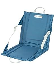 Highlander Folding Outdoor Sit Mat Lightweight Padded Portable Stadium Seat ideal for Walking, Picnics, Camping, Hiking or Festivals
