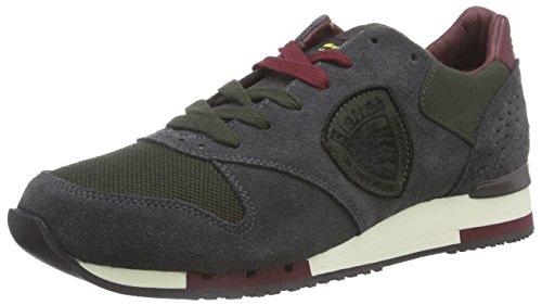 Blauer USARUNORI/SUE - Sneaker uomo , Grigio (grigio ( carbone )), 44