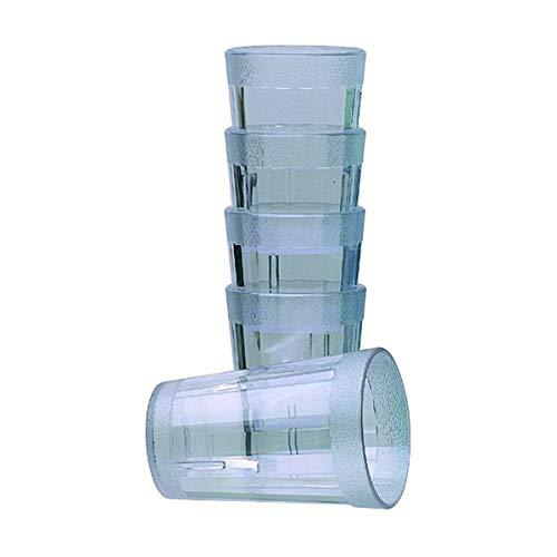 Visiodirect Boite DE 12 Bobelets Transparents 25 cl