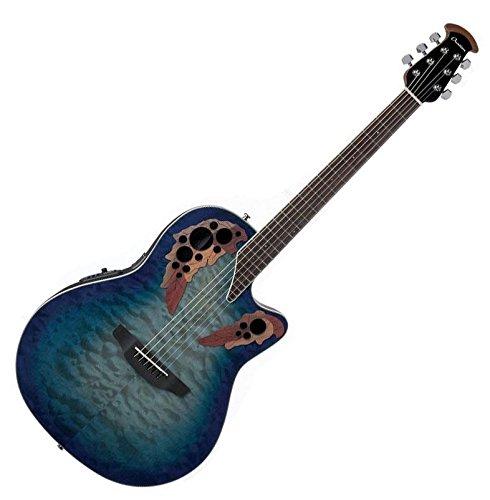 Ovation Celebrity Elite Plus - Super Shallow - Regal-Natural (Celebrity Ovation Gitarre)