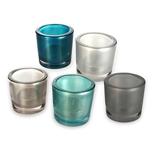 HC-Handel 923228 Glas-Teelichthalter
