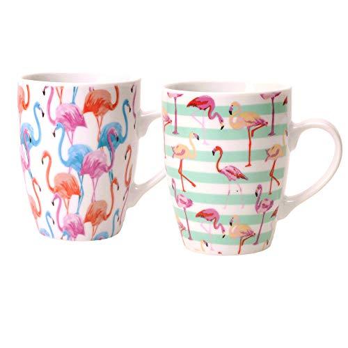 Flamingo Kaffeebecher - Tasse Trinkbecher
