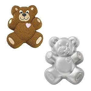 Wilton Teddy Bear Cake Tin