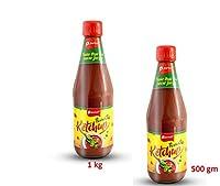 Pursuit Tomato Ketchup Combo(1 kg, 500gm)