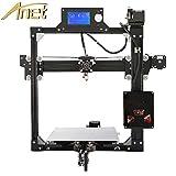 Anet A2inteligente Impresora 3d Kit Set Desktop 3d printer pantalla LCD DIY grabado láser Función 3d de impresión Función LCD de pantalla
