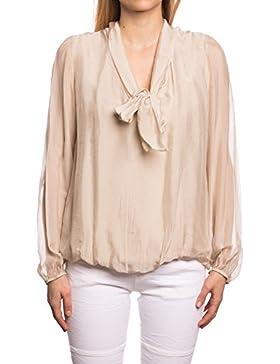 [Patrocinado]Abbino 7841 Blusas Tops Para Mujer - Hecho EN Italia - 6 Colores - Entretiempo Primavera Verano Otoño Mujeres...