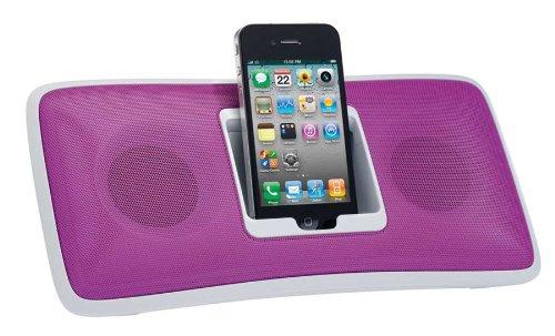 Logitech S315i Tragbarer Lautsprecher für Apple iPhone/iPod rosa