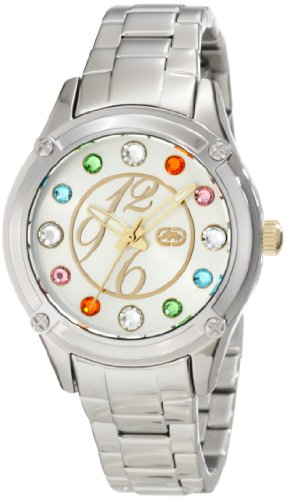 Rhino by Marc Ecko Femme E8M016MV Fashionable Color-Infused Montre
