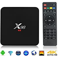 Fxexblin X98 Streaming Media Player (Black)