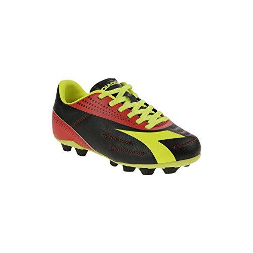 Diadora ,  Herren Sneakers C1462 NERO/ROSSO