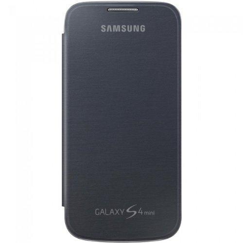 YGS Flip Case For Samsung Galaxy S4 Mini (Black)