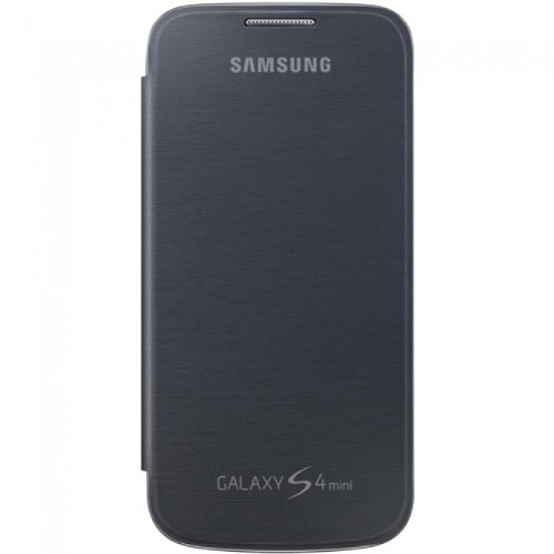 YGS Flip Case For Samsung Galaxy S4 Mini (Black)  available at amazon for Rs.199