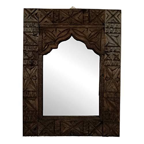 Espejo Marco Mosaico Marruecos étnico Oriental árabe 1903191028