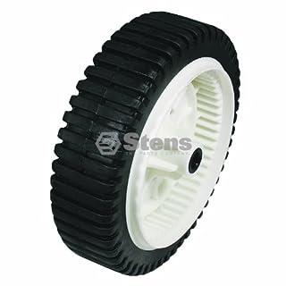'53Teeth for 22Pulled Mower Wheel Ayp Roper Sears–, External Diameter: 200mm, Internal Diameter: 130mm Teeth, Bore: 12.7mm. Replaces original 700953