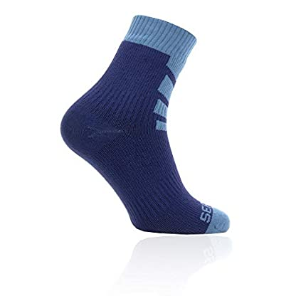 SEALSKINZ Waterproof Warm Weather Ankle Sock 2