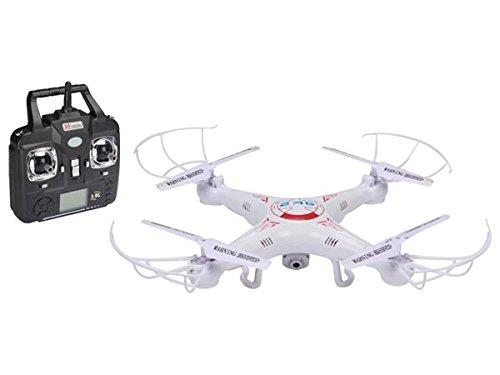 DRONE AVEC CAMéRA HD éMETTEUR À 4 CANAUX RCQC1 VELLEMAN