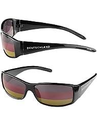 Taffstyle® Fanartikel Sonnenbrille Fan Brille zur Fussball Weltmeisterschaft WM & EM Europameisterschaft 2016 Länder Flagge Style