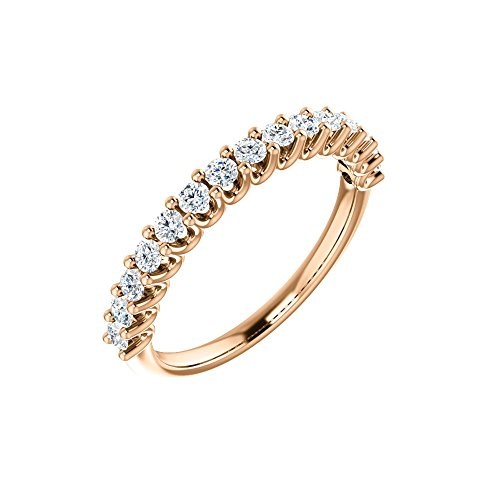Verlobungsring Diamant 1/2 Karat (750)