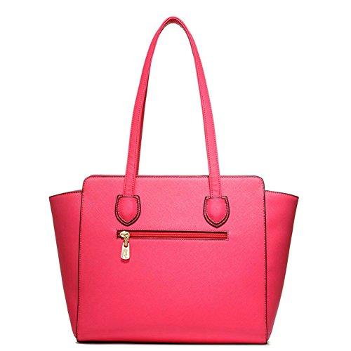 borsa a tracolla Ms./borse di tendenza/borsa a tracolla portatile europea e americana della moda-D D