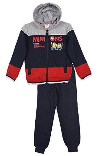 JOGGING MINIONS BLAU 3 J (Kinder Outfit Für Minion)