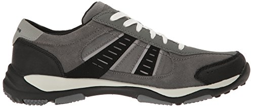 Skechers Herren Larson Nerick Low-Top Grau
