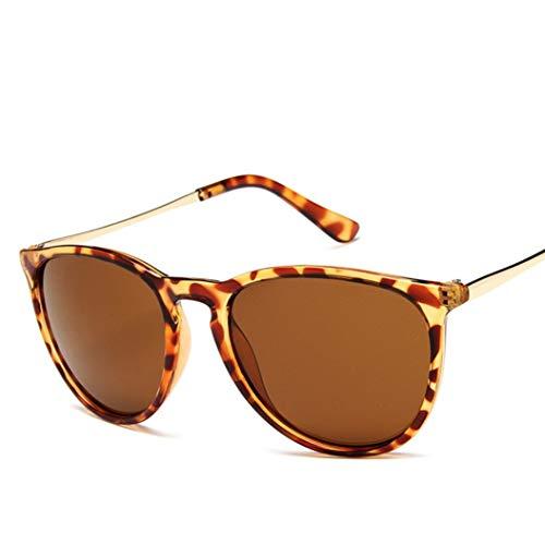 Vintage cat Eye Sonnenbrille Frauen pc objektiv metallrahmen Anti-uv Brille für Fahren wandern Camping Reise