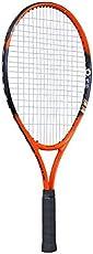 NIVIA O-23 Tennis Racquet, 23-Inch (Orange/Black)