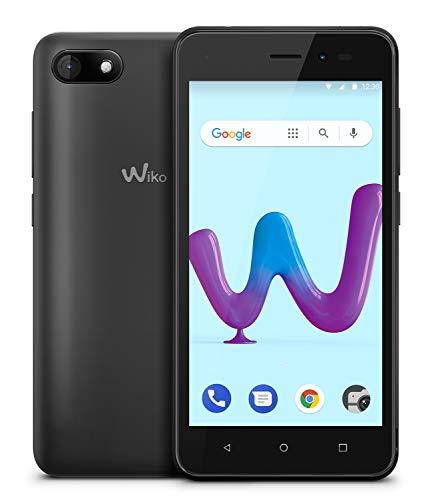 wiko sunny 3 smartphone da 8 gb, anthracite, [italia]