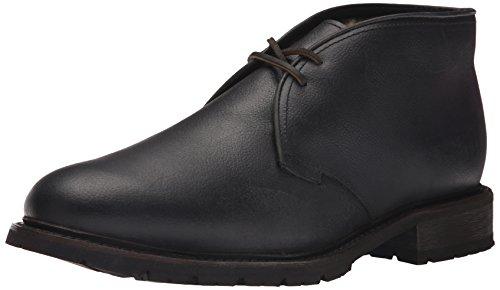 FRYE Mens James Lug Chukka Boot Black
