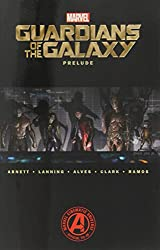 Marvel's Guardians of the Galaxy Prelude (Marvel Guardians of the Galaxy Prelude)