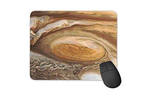 Jupiter Storm Mauspads, rutschfest, rechteckig, Gummi Jupiter Jack