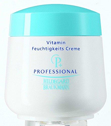 Hildegard Braukmann Professional Vitamin Feuchtigkeits Creme 50ml - Gesicht Feuchtigkeitscreme, Vitamin