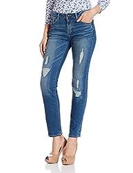 Superdry Womens Boyfriend Jeans (G70000VN.L32_Stoney Blue_28)