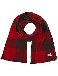 Levi s - 228822-11 - Echarpe - Homme - Multicolore (Rouge Noir) b1e5d9e244e