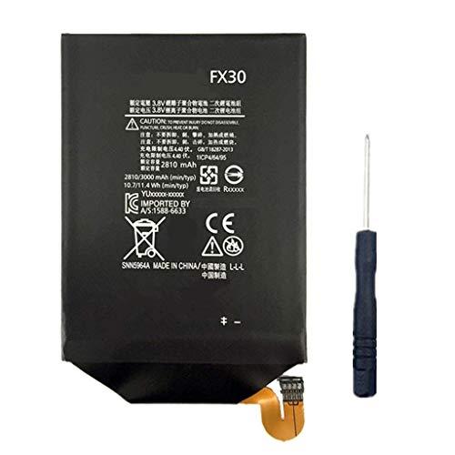 Bestome FX30 SNN5964A - Batteria di ricambio compatibile con Motorola Moto X Pure Edition, X Style, X Style X+2, XT1570, XT1572, XT1575