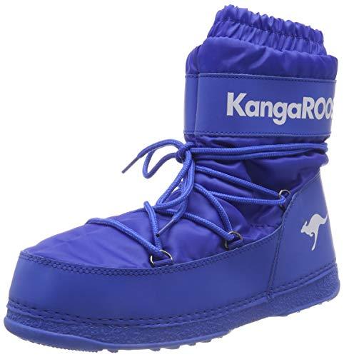KangaROOS Unisex-Erwachsene K-Moon Schlupfstiefel, Blau (Brilliant Blue 4008), 42/43 EU -