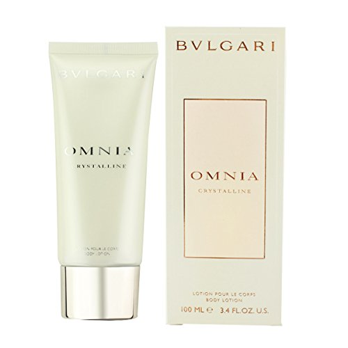 Bvlgari Omnia Crystalline femme / woman, Bodylotion 100 ml, 1er Pack (1...