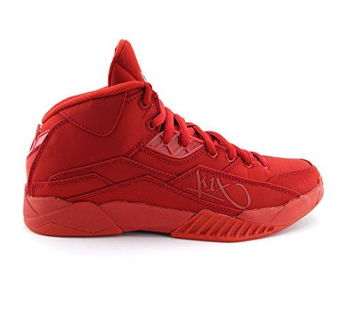 K1X, Sneaker uomo Multicolore multicolore, Multicolore (X Red (Rot)), 44 eu